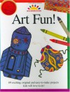 Art Fun! - North Light Books, Kim Solga