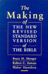 The Making Of The New Revised Standard Version Of The Bible - Bruce M. Metzger