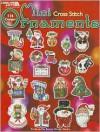Mini Cross Stitch Ornaments (Leisure Arts #4611) - Kooler Design Studio