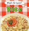 Rice - Pam Robson, Paul Robson, Helaine Cohen