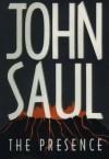 The Presence (G K Hall Large Print Book Series) - John Saul