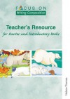 Writing Composition Teacher's Resource Book - Louis Fidge
