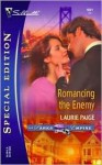 Romancing the Enemy - Laurie Paige