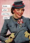 Not a book Hmm...What Can I Buy Today? Journal (Anne Taintor) - NOT A BOOK, Anne Taintor