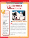 Instant Internet Activities Folder: California Missions - Terry Cooper