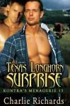 Texas Longhorn Surprise (Kontra's Menagerie, # 13) - Charlie Richards