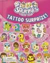 Squinkies Tattoo Surprize! Activity Book - Parragon Books
