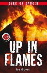 Go!: Up in Flames - Sue Graves