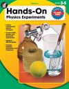 Physics Grades 3-5: Hands On Experiments - School Specialty Publishing, Gary Mohrman, Instructional Fair, Cherie Winner