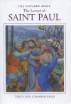 The Navarre Bible: The Letters of Saint Paul (The Navarre Bible: New Testament) - Universidad de Navarra