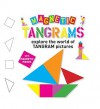 Magnetic Tangrams: Explore the World of Tangram Pictures [With Magnetic Pieces] - Barron's Educational Series
