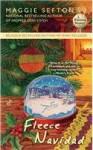 Fleece Navidad (A Knitting Mystery, # 6) - Maggie Sefton