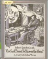 Who Said There's No Man on the Moon?: A Story of Jules Verne - Robert M. Quackenbush