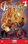All-New Invaders (2014-) #1 - James Robinson, Steve Pugh, Mukesh Singh