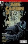 Abe Sapien #1: Dark and Terrible Part 1 (Sebastian Fiumara cover) - Mike Mignola, Scott Allie, Sebastian Fiumara, Dave Stewart
