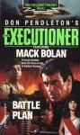Battle Plan - Jerry VanCook, Don Pendleton