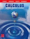 Calculus: Graphical, Numerical, and Algebraic - Franklin Demana, Bert K. Waits, Daniel Kennedy, Ross L. Finney