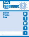 Daily Language Review: Student Practice Book 2 - Evan-Moor Educational Publishing