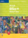 Microsoft Office XP Illustrated - David W. Beskeen, Jennifer Duffy, Lisa Friedrichsen