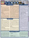 CHART: Linux Laminate Reference Chart - NOT A BOOK