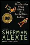 The Absolutely True Diary Of A Part Time Indian - Sherman Alexie, Ellen Forney