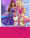 Princess Barbie Doll Cartoon Picture Book: For Girl's Ages 4 to 8 Years Old (THIS BOOK CONTAINS PICTURES ONLY NO WORDS) - NOT A BOOK