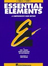 Essential Elements: A Comprehensive Band Method: E-flat Tuba, Treble Clef, Book 1 - Tom C. Rhodes, Biers, Tim Lautzenheiser, Donald Bierschenk, Linda Petersen, John Higgins