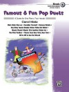 Famous & Fun Pop Duets, Bk 4: 8 Duets for One Piano, Four Hands - Carol Matz