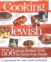 Cooking Jewish: 532 Great Recipes from the Rabinowitz Family - Judy Bart Kancigor