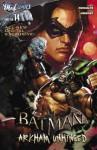 Batman: Arkham Unhinged #14 - Derek Fridolfs, Jorge Jimenez