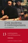 L'età moderna e contemporanea: l'Ottocento - L'età del romanticismo: Letteratura - vol. 13 - Umberto Eco