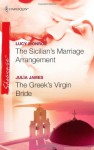 Mills & Boon : The Sicilian's Marriage Arrangement (Ruthless) - Lucy Monroe
