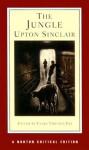 The Jungle (Norton Critical Editions) - Upton Sinclair, Clare Virginia Eby