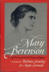 Mary Berenson - A Self-Portrait from Her Letters and Diaries - Barbara Strachey, Jayne Samuels