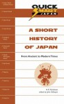 A Short History of Japan: From Ancient to Modern Times - H. K. Yamakuse, John Gillespie