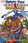 Big in Japan :Fantastic Four Iron Man - Zeb Wells, Seth Fisher