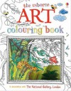 Art Colouring Book - Rosie Dickins
