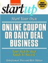 Start Your Own Online Coupon or Daily Deal Business (StartUp Series) - Rich Mintzer