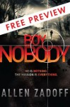 Boy Nobody FREE PREVIEW Edition - Allen Zadoff