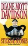 Sticks & Scones (A Goldy Bear Culinary Mystery, #10) - Diane Mott Davidson