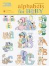 Alphabets for Baby (Leisure Arts #5858) - Kooler Design Studio