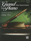 Grand One-Hand Solos for Piano, Bk 2: 8 Elementary Pieces for Right or Left Hand Alone - Melody Bober