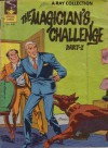Mandrake-The Magician's Challenge Part 1 & 2 ( Indrajal Comics No. 431 , 432 ) - Lee Falk