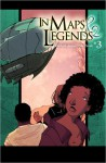 IN MAPS & LEGENDS Issue 3 (Comic Book / Graphic Novel) (English Edition) - Michael Jasper, Niki Smith