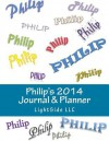 Philip's 2014 Journal & Planner - Zondervan Publishing