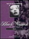 Facts on File Encyclopedia of Black Women in America: Music (Facts on File Encyclopedia of Black Women in America) - Kathleen Thompson, Darlene Clark Hine, Facts on File Inc.