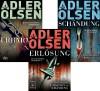 Erbarmen, Schändung, Erlösung. Fall 1-3 für Carl Mørck, Sonderdezernat Q - Jussi Adler-Olsen