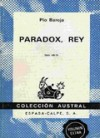 Paradox Rey - Pío Baroja