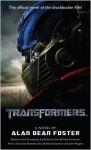 Transformers - Alan Dean Foster, Roberto Orci, Alex Kurtzman
