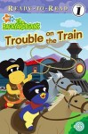 Trouble on the Train - Catherine Lukas